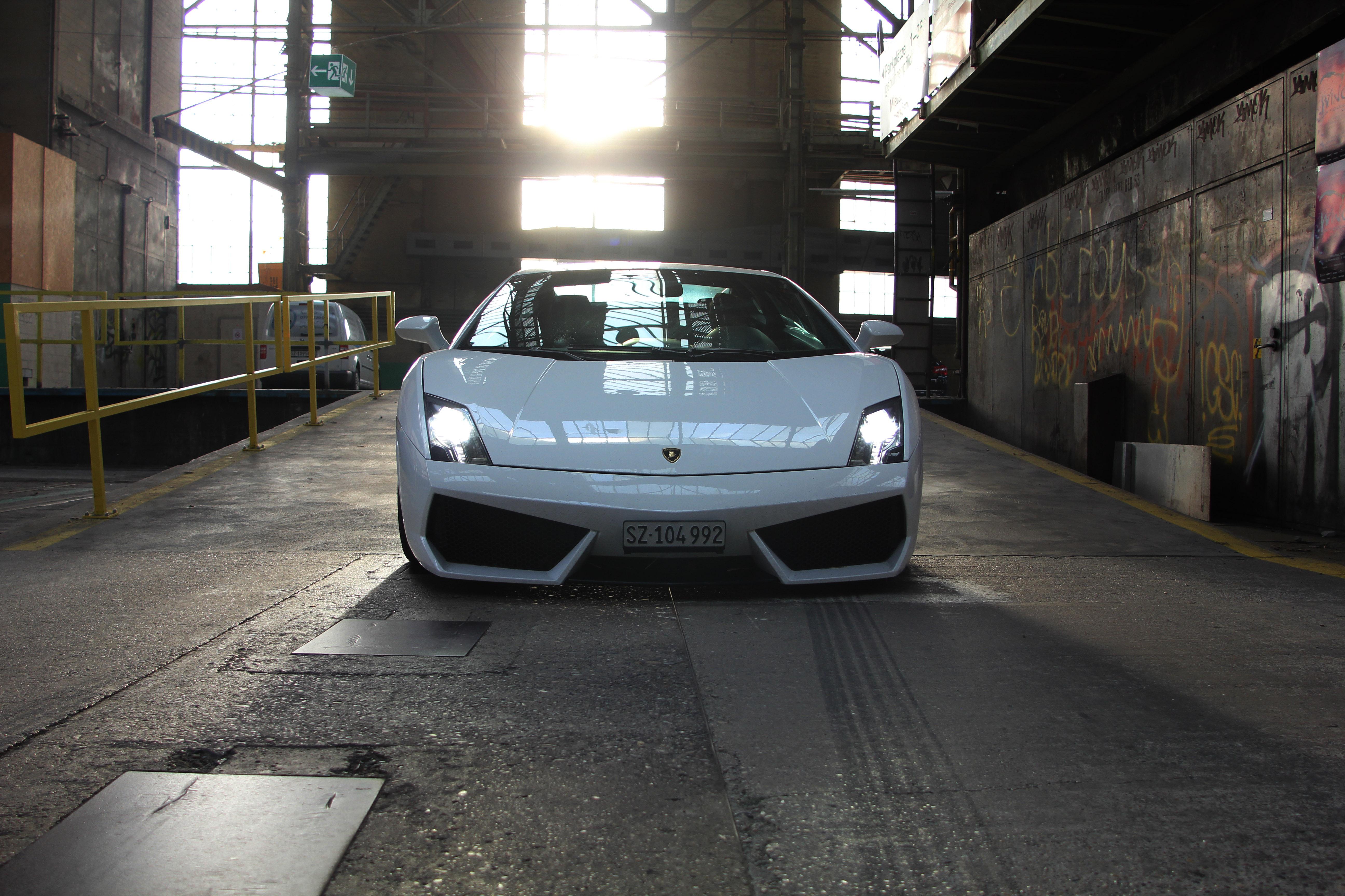 Hochzeitsauto Lamborghini